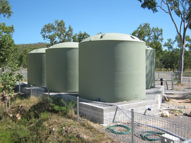 Tank Farm Upgrade