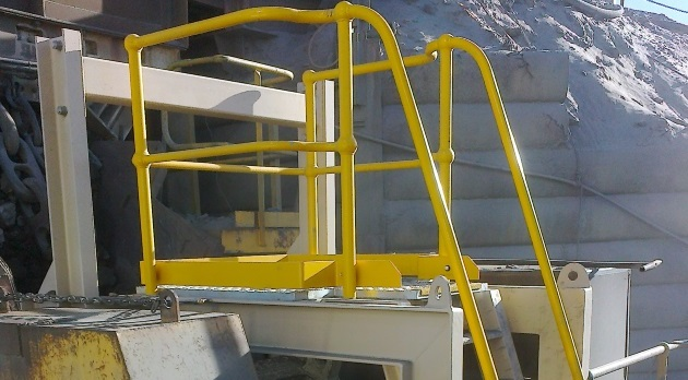 Jaw Crusher Platform